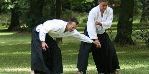 Peter Heurich und Michael Skotnik Kote Gaeshi